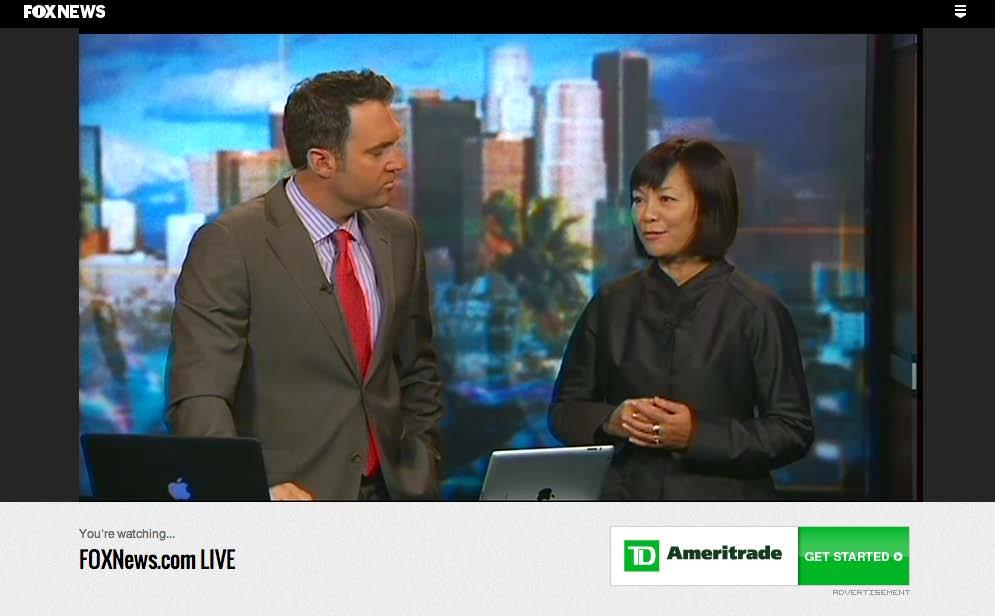 Julia on Fox News Live 3.28